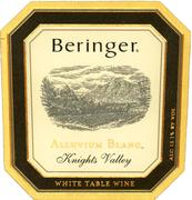 2009 Beringer Vineyards Alluvium Blanc Knights Valley