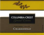 2010 Columbia Crest Winery Chardonnay Grand Estates Columbia Valley