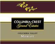 2005 Columbia Crest Winery Merlot Grand Estates Columbia Valley