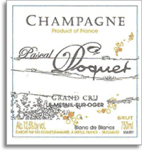 1999 Pascal Doquet Blanc De Blancs Grand Cru Le Mesnil Sur Oger Vieilles Vignes Brut