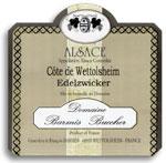 2005 Domaine Barmes-Buecher Cote de Wettolsheim Edelzwicker