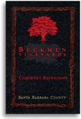 2013 Beckmen Vineyards Cabernet Sauvignon Santa Barbara County