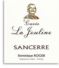 2012 Domaine Du Carrou Sancerre La Jouline Vieilles Vignes