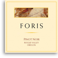 2011 Foris Vineyards Winery Pinot Noir Rogue Valley