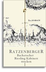 2008 Ratzenberger Bacharacher Riesling Kabinett Trocken