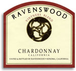 2007 Ravenswood Winery Chardonnay Vintners Blend