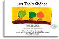 2011 Domaine Vincent Ricard Cuvee Les Trois Chenes Touraine