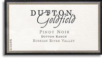2012 Dutton-Goldfield Pinot Noir Dutton Ranch Russian River Valley