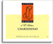 2009 De Bortoli Wines Chardonnay Db Selection South Eastern Australia