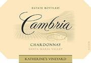2006 Cambria Winery Chardonnay Katherine's Vineyard Santa Maria Valley