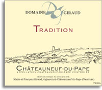 2006 Domaine Giraud Chateauneuf-du-Pape Tradition