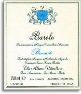 2010 Elio Altare Barolo Brunate