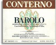 2004 Giacomo Conterno Barolo