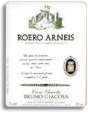 2011 Bruno Giacosa Roero Arneis