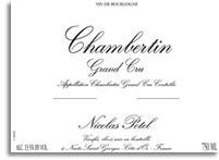 2007 Nicolas Potel Chambertin