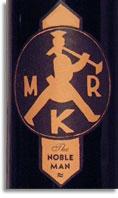 2002 Sine Qua Non Chardonnay Mr K The Noble Man California