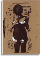 1998 Sine Qua Non Backward Forward White Table Wine Alban Vineyard Edna Valley