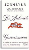 2011 Josmeyer Gewurztraminer Les Archenets