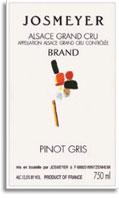 2011 Josmeyer Pinot Gris Brand