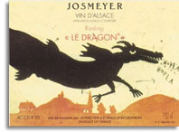 2011 Josmeyer Riesling Le Dragon