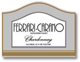 2010 Ferrari-Carano Winery Chardonnay Alexander Valley