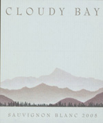 2010 Cloudy Bay Vineyards Sauvignon Blanc Marlborough