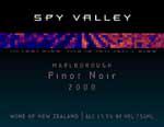 Vv Spy Valley Wines Pinot Noir Marlborough