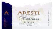 2003 Aresti Family Vineyards Merlot Montemar