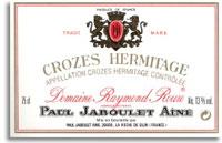 2012 Paul Jaboulet Aine Crozes-Hermitage Domaine de Roure