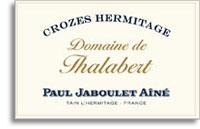 2010 Paul Jaboulet Aine Crozes-Hermitage Domaine de Thalabert