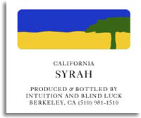 2001 Edmunds St. John Syrah California