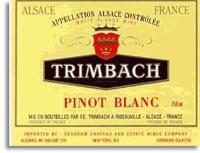 2007 Trimbach Pinot Blanc