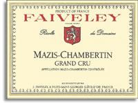 2010 Domaine Faiveley Mazis-Chambertin