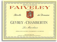 2006 Domaine Faiveley Gevrey-Chambertin Les Marchais