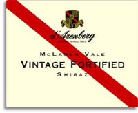 2009 d'Arenberg Vintage Fortified Shiraz McLaren Vale