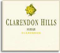 2012 Clarendon Hills Syrah Clarendon