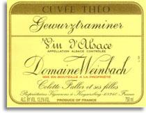 2005 Domaine Weinbach Gewurztraminer Cuvee Theo