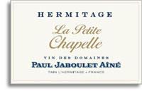 2010 Paul Jaboulet Aine Hermitage La Petite Chapelle