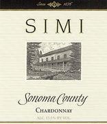 2012 Simi Winery Chardonnay