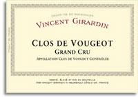 2006 Domaine/Maison Vincent Girardin Clos Vougeot