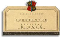2011 Domaine Paul Blanck Riesling Furstentum