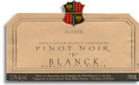 2003 Domaine Paul Blanck Pinot Noir Cuvee f