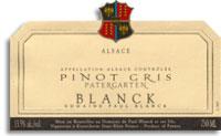 2010 Domaine Paul Blanck Pinot Gris Patergarten