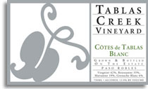 2011 Tablas Creek Vineyard Cotes De Tablas Blanc Paso Robles