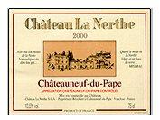 2003 Chateau La Nerthe Chateauneuf-du-Pape