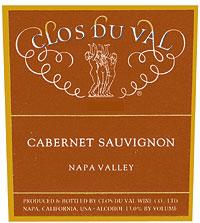 2007 Clos Du Val Cabernet Sauvignon Napa Valley