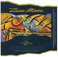2006 Zaca Mesa Winery Cuvee Z Santa Ynez Valley