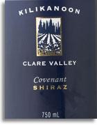 2010 Kilikanoon Wines Shiraz Covenant Clare Valley