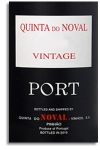 2008 Quinta Do Noval Vintage Port