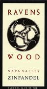 2011 Ravenswood Winery Zinfandel Napa Valley